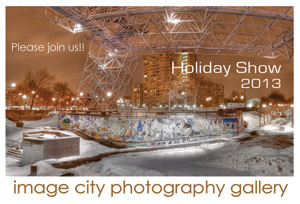 Holiday Show Card 2013
